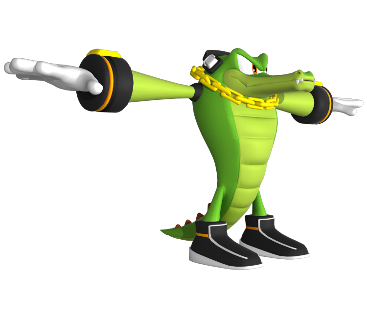 super vector crocodile