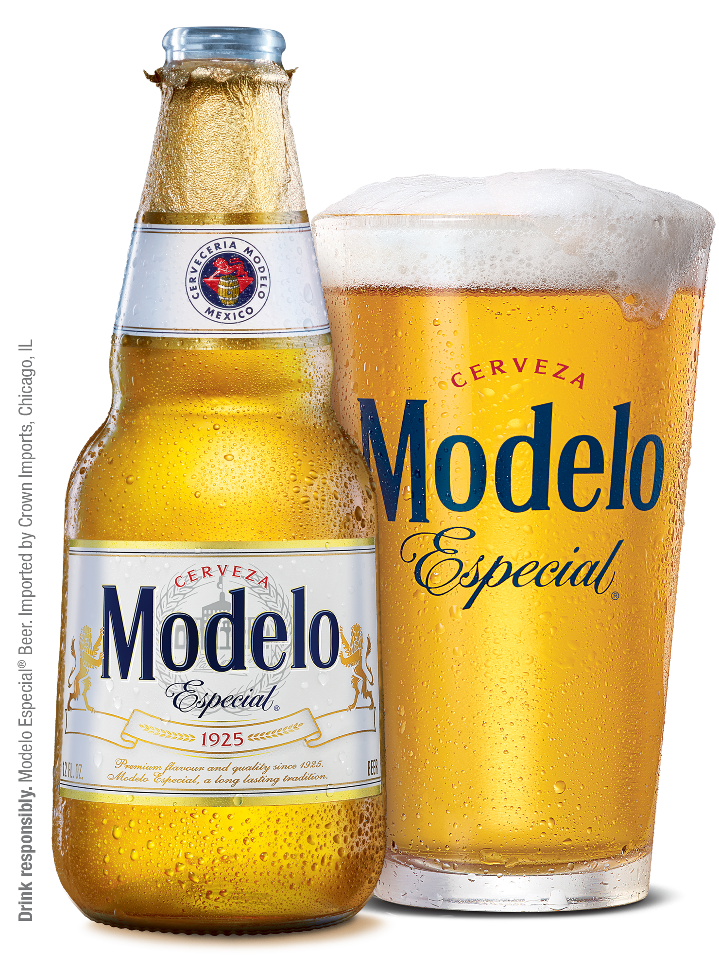 Modelo beer png. Especial imported oz pk