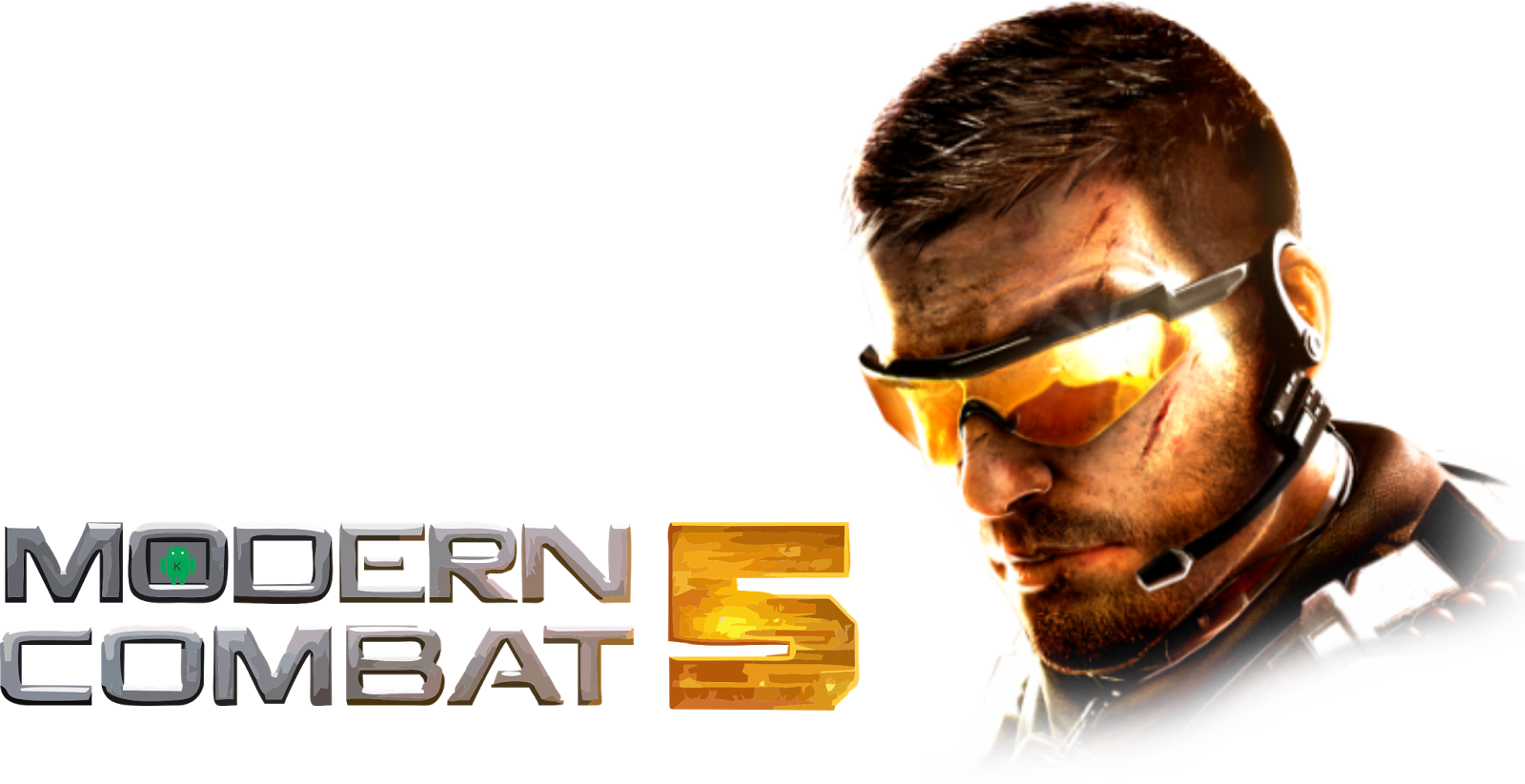 Modern combat 5 logo png. Blackout zero hour android