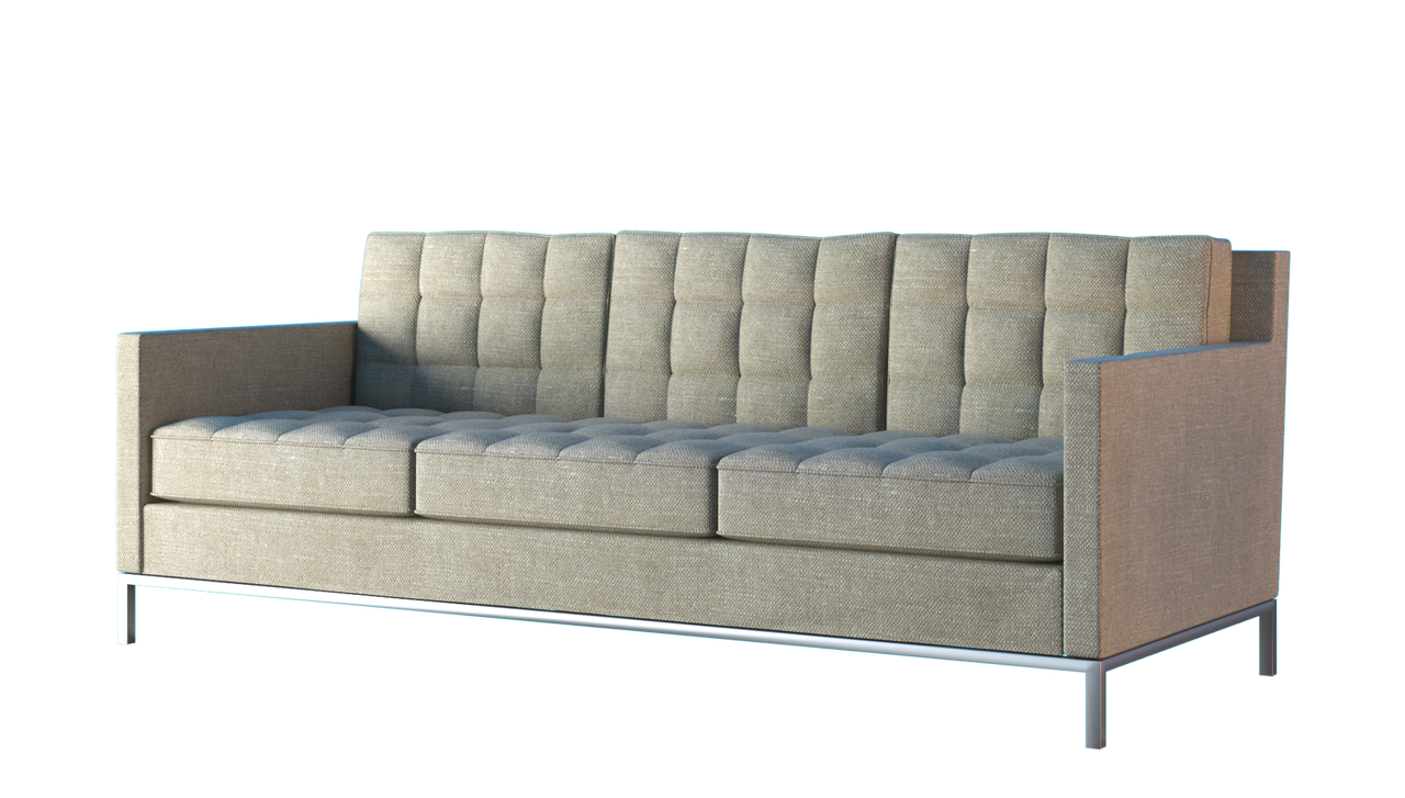 Modern couch png. Mila sofa alchemy furniture