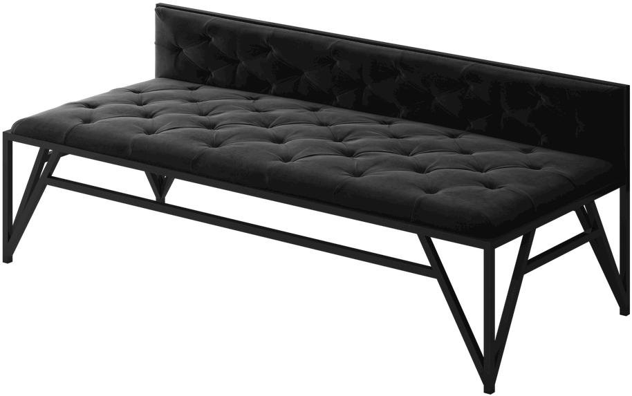 Modern couch png. Download furniture qr studio