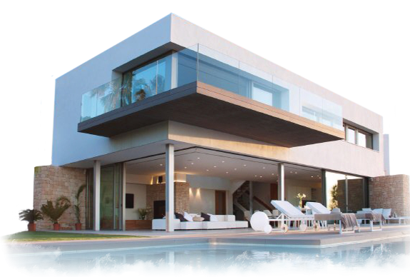 Modern home png. Architectural design beautiful do