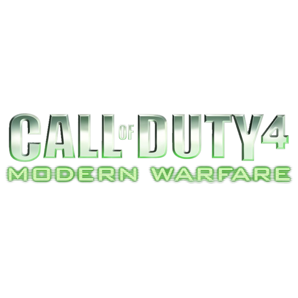 Call of duty 4 png. Modern warfare games stop