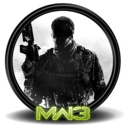 Call of duty modern warfare 3 png. Cod a icon iconset