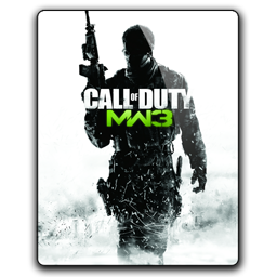 Call of duty modern warfare 3 png. Icon game pack iconset