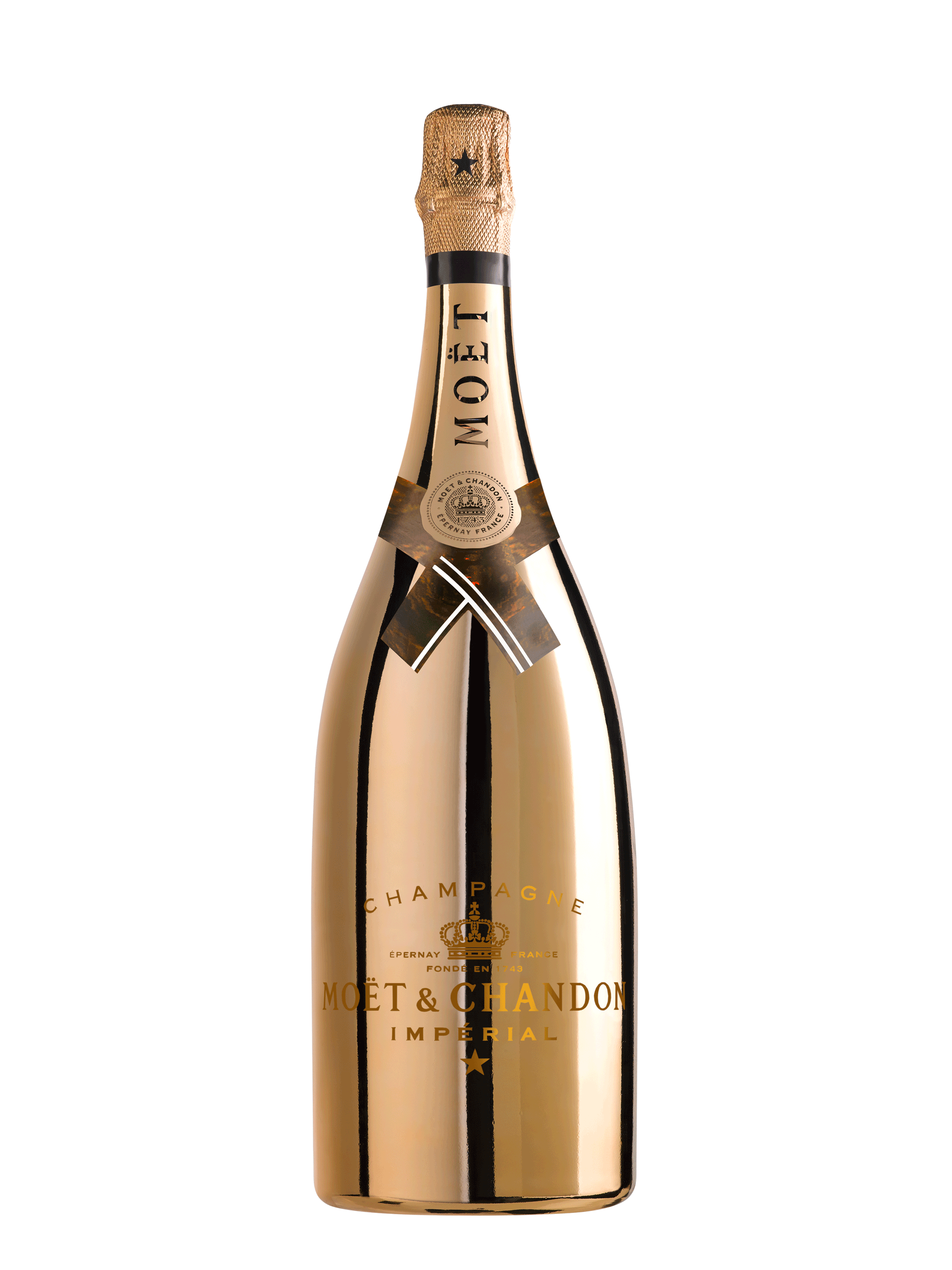 Moet bottle png. Chandon imperial bright night
