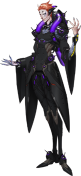 Moira transparent merch. Overwatch wiki