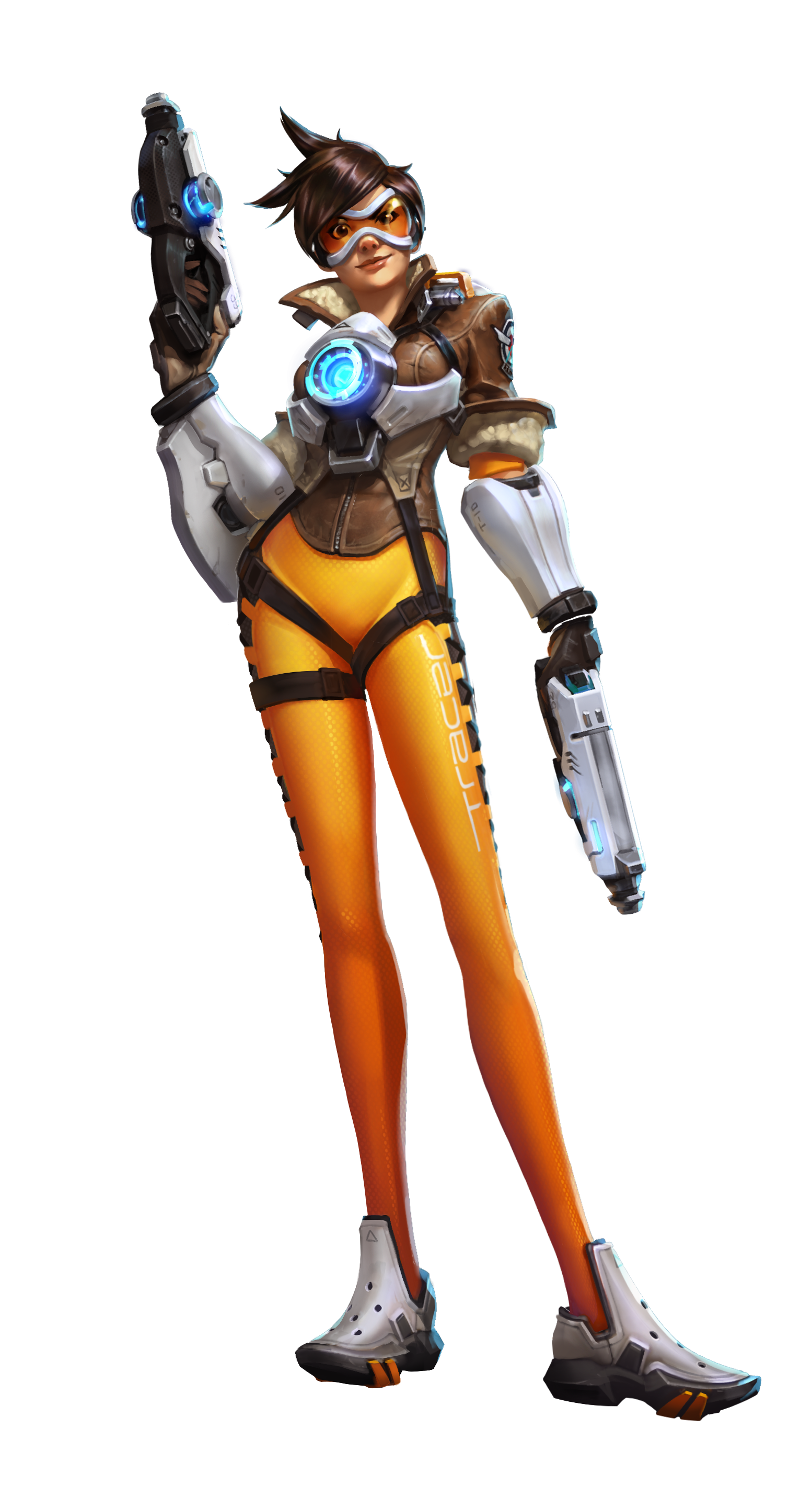 Moira transparent tracer. From heroes of the