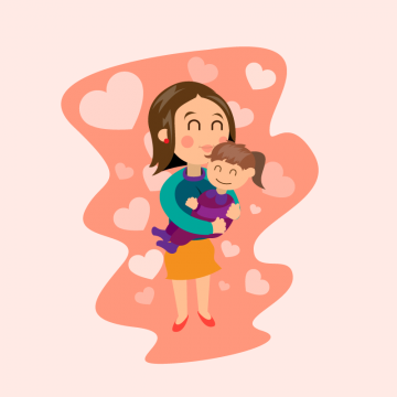 Mother vector maternity. Mom baby png images