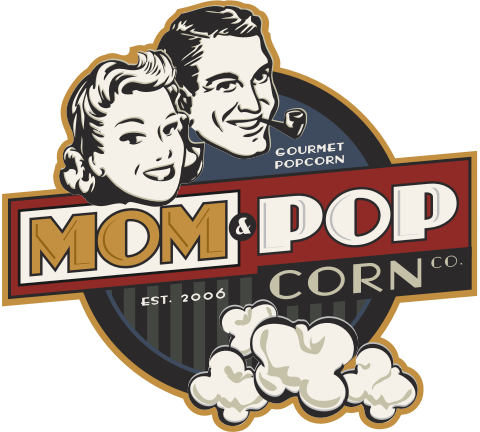 Mom and pop png. Popcorn