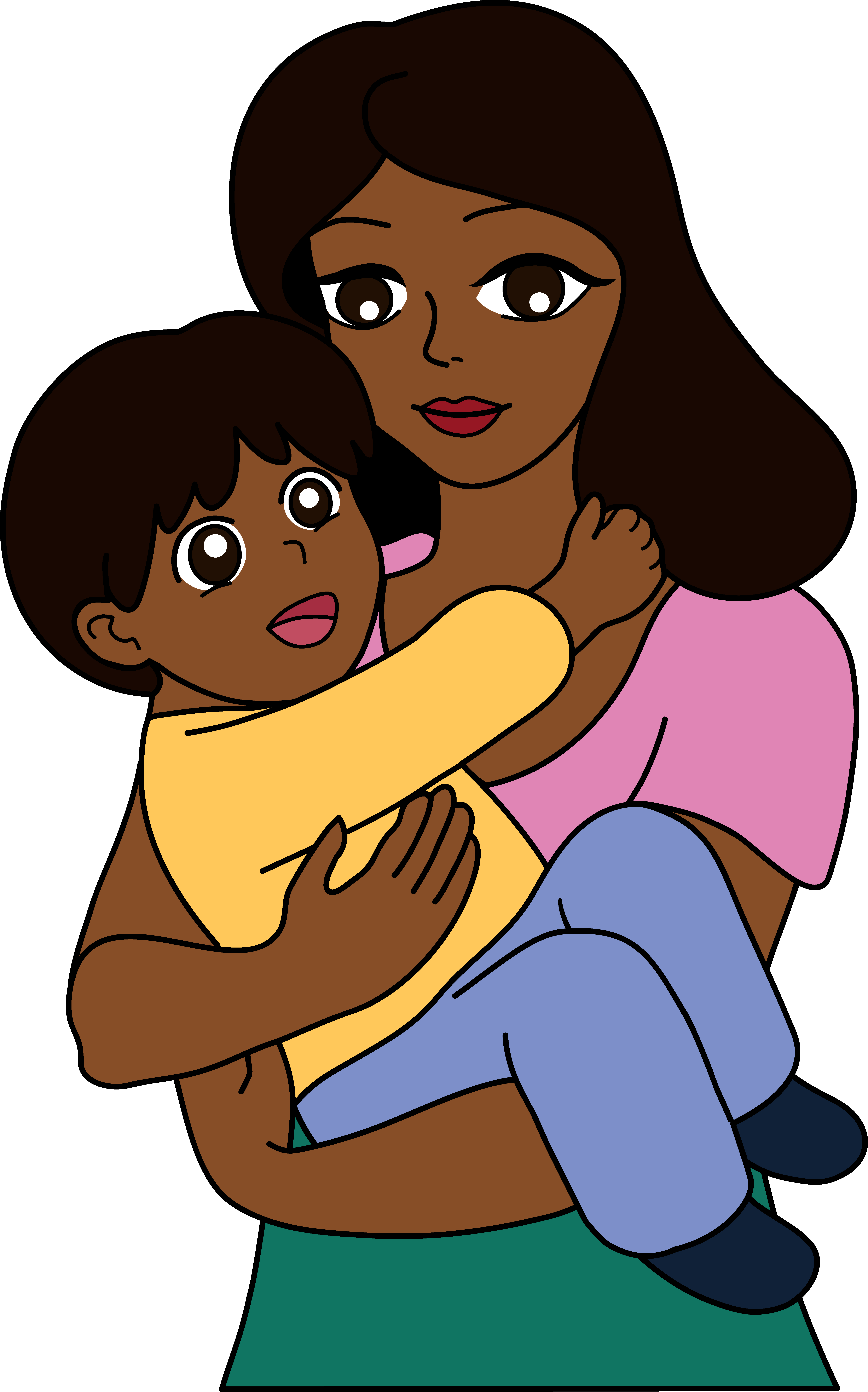 Mommy clip. Free mothers cliparts download