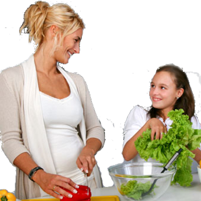 Mom cooking png. Twitter