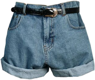 Mom jeans png. Aesthetic momjeans shorts niche