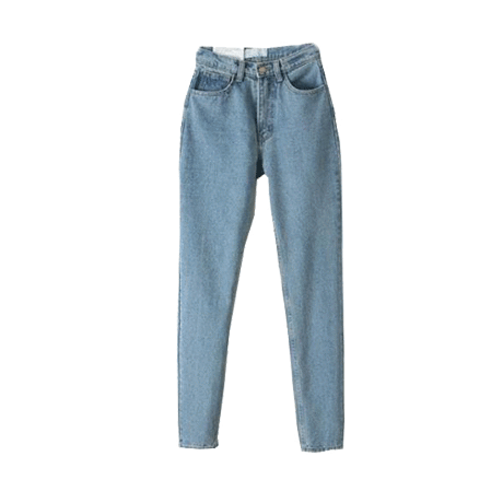 Mom jeans png. Itgirl shop banana aesthetic