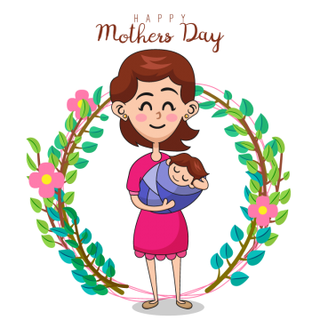 Mom vector png. And baby vectors psd