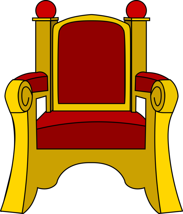 Monarch clipart lion. Throne room royal family