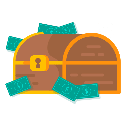 Money cartoon png. Savings dollar transparent svg