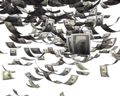 Money falling down gif png. Images free download