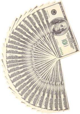 Money fan png. Quotes about cash officialpsdscom