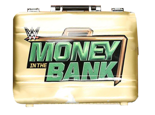 Briefcase transparent mitb. Money in the bank