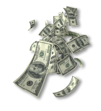 Money png. Falling images free download