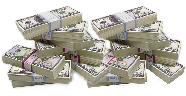 Money stack png. The great weapon steemkr