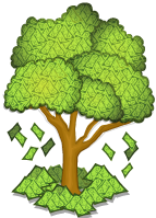 Money tree png. Image tiny zoo wiki