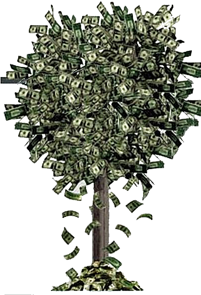 Money tree png. Falling psd official psds