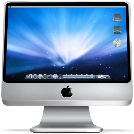 Monitor mac png. Imod by babasse apple