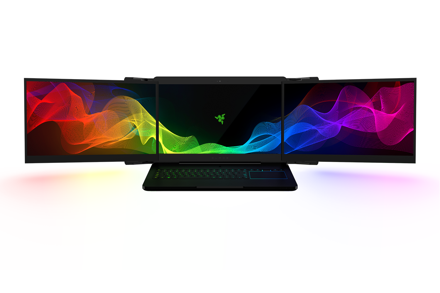 Razer project valerie triple. Briefcase transparent display image freeuse download