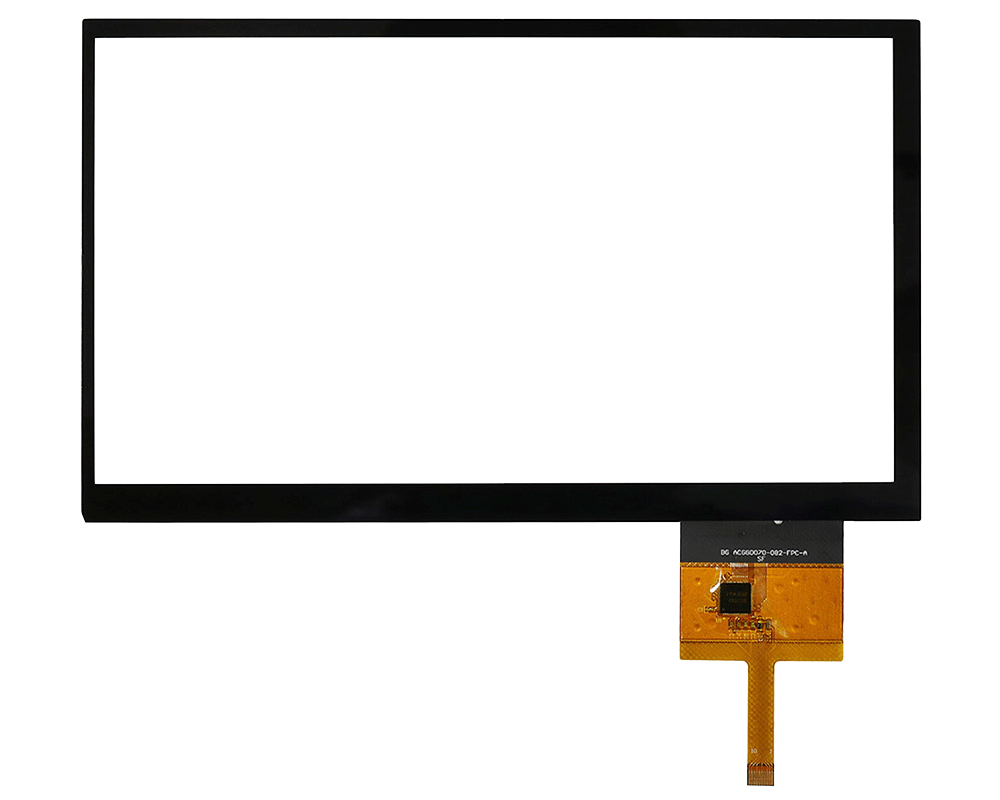 Monitor drawing lcd. Inch tft touch