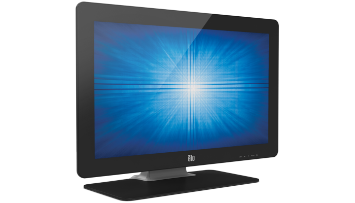 Monitor drawing led. L touchscreen