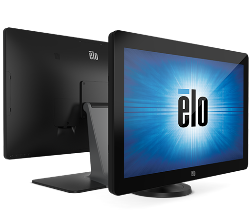 Monitor drawing touch screen. L touchscreen elo