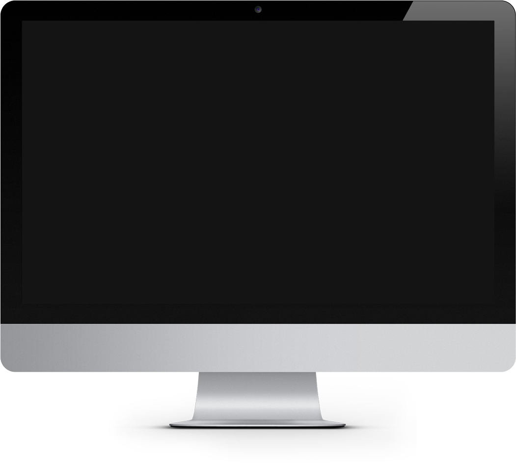 Monitor frame png. Framecarousel a jquery plugin