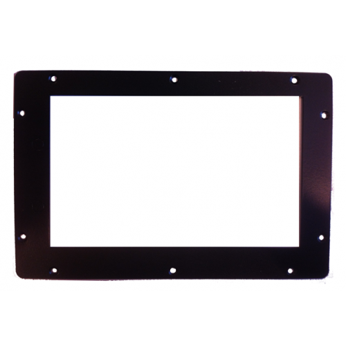 Monitor frame png. Open bezel plate