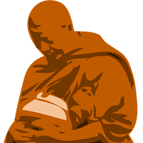 Monk vector buddhist. Vectors graphic images free