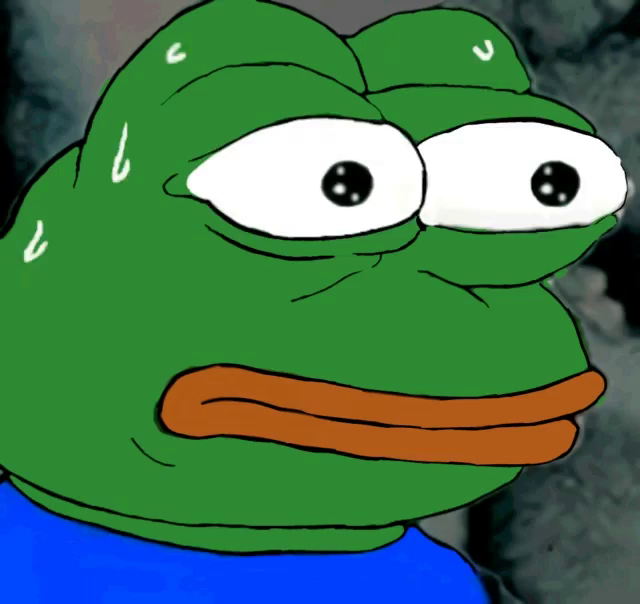Monkas png nervous. Monks gifs tenor pepe