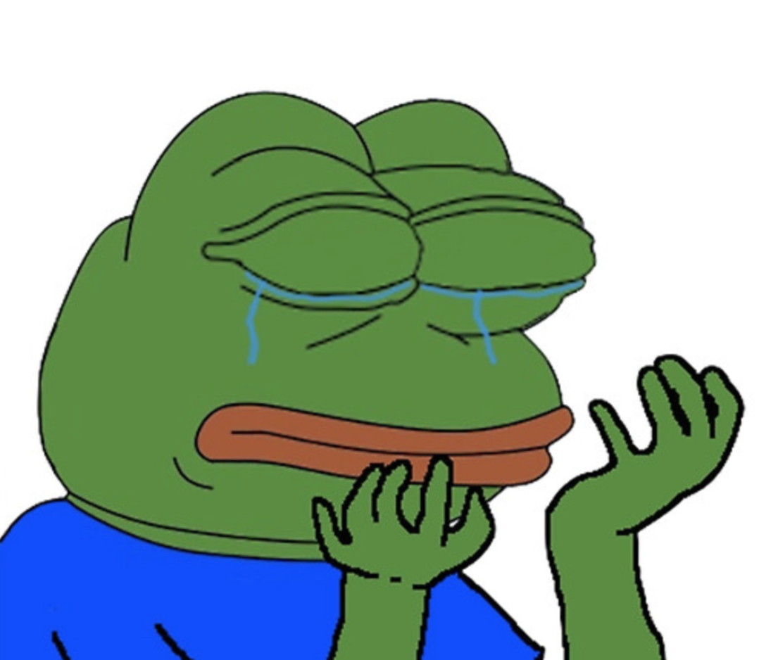 Monkas png pepe. Reminder that pepehands is
