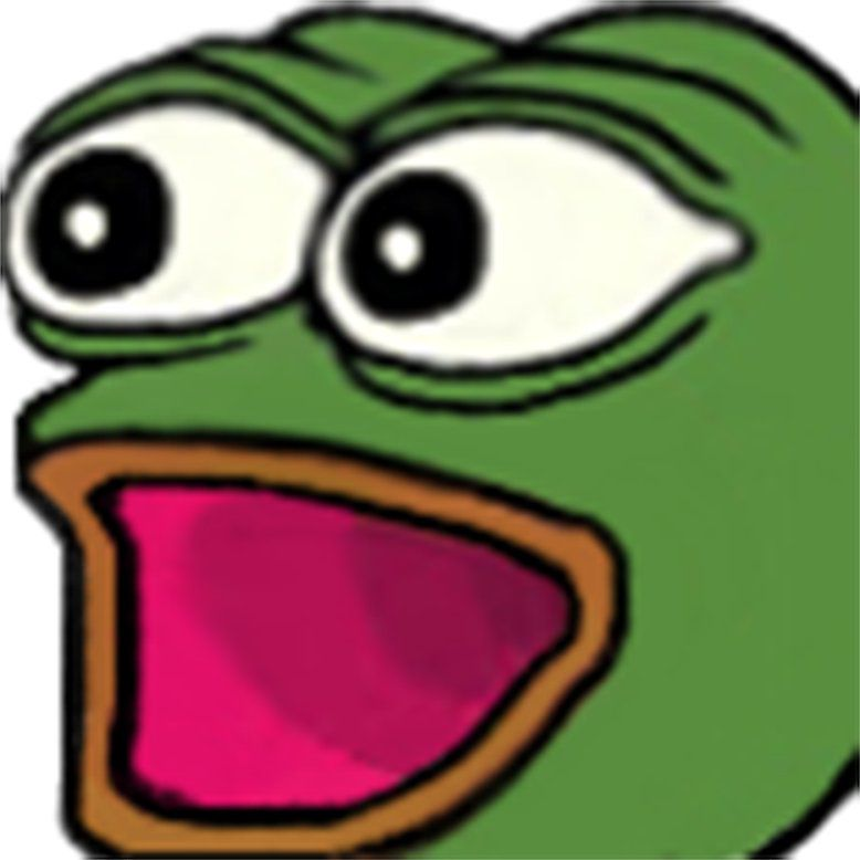 Monkas png pepe. Twitch emotes list the