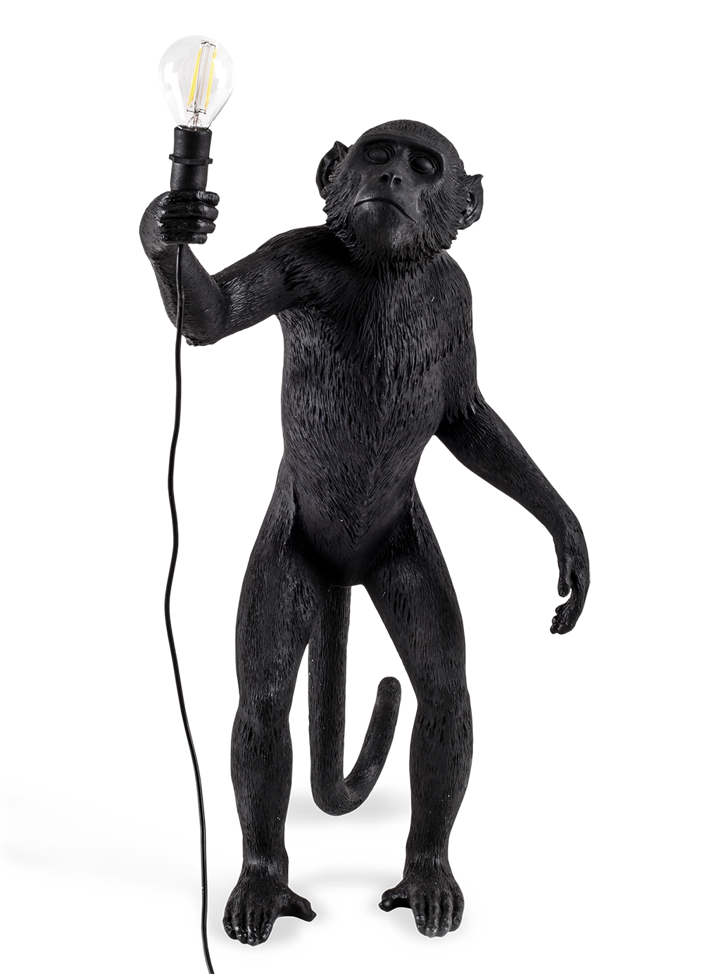 Monkey. Seletti outdoor lamp standing