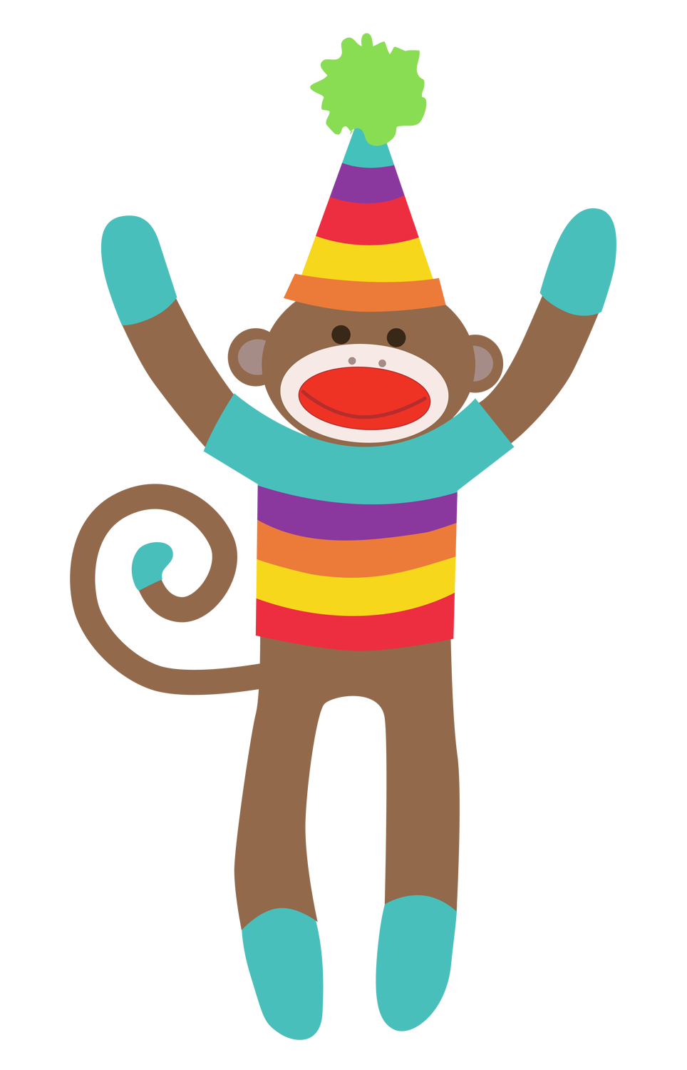 Sock monkey png. See do pinterest