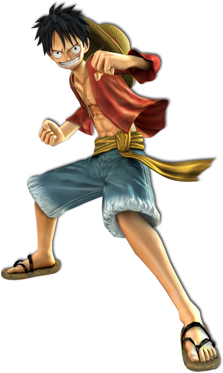 monkey d luffy png