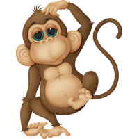 Download free photo and. Monkey png images png free stock
