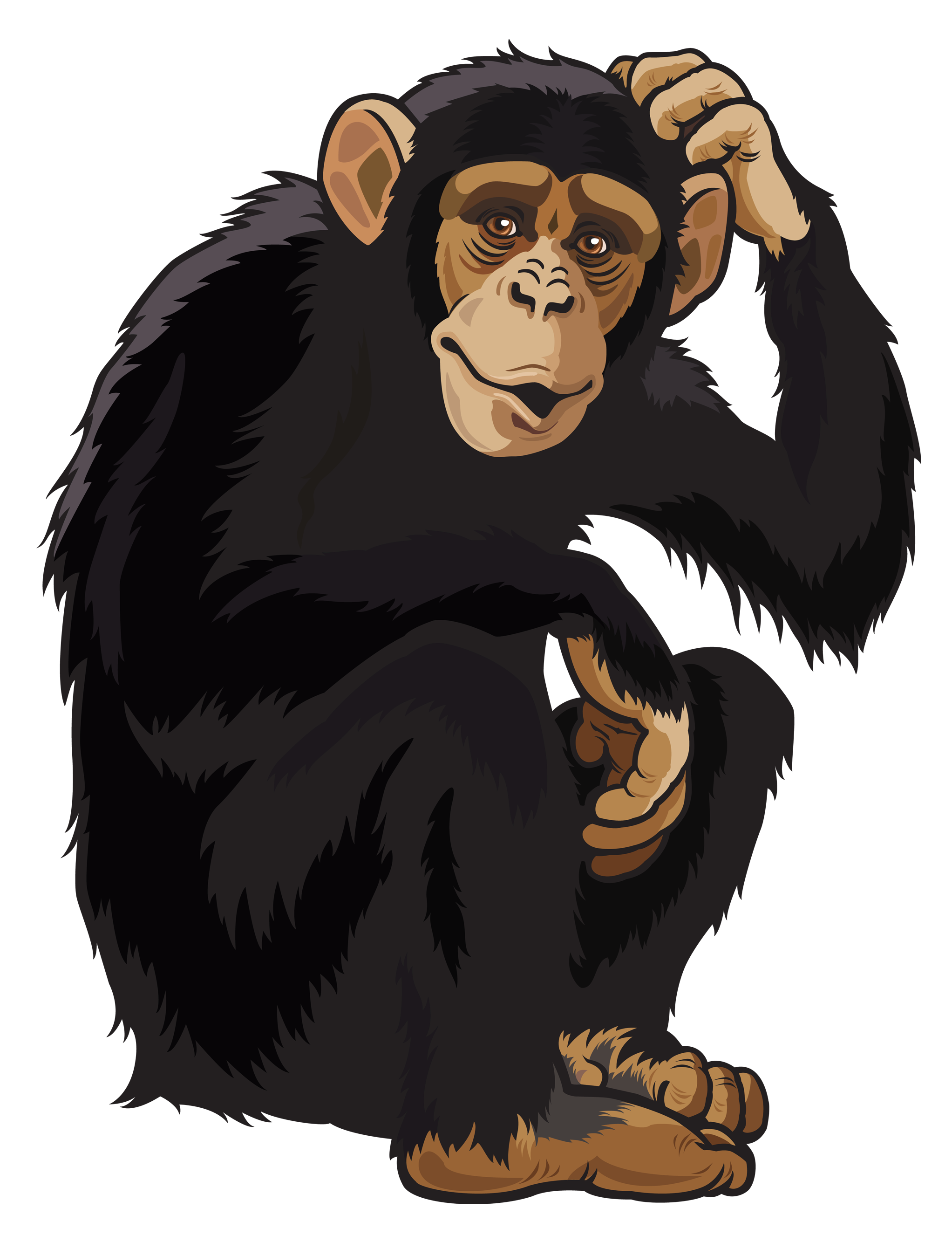 Clipart image gallery yopriceville. Monkey png images picture freeuse download