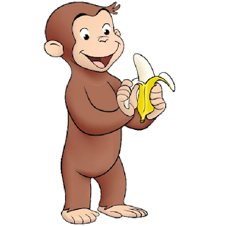 Monkeys clipart curious george. The scope a tale