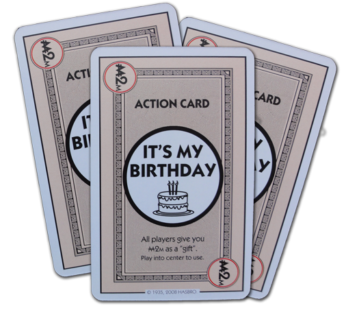 Monopoly cards png. Strategy and tricks with