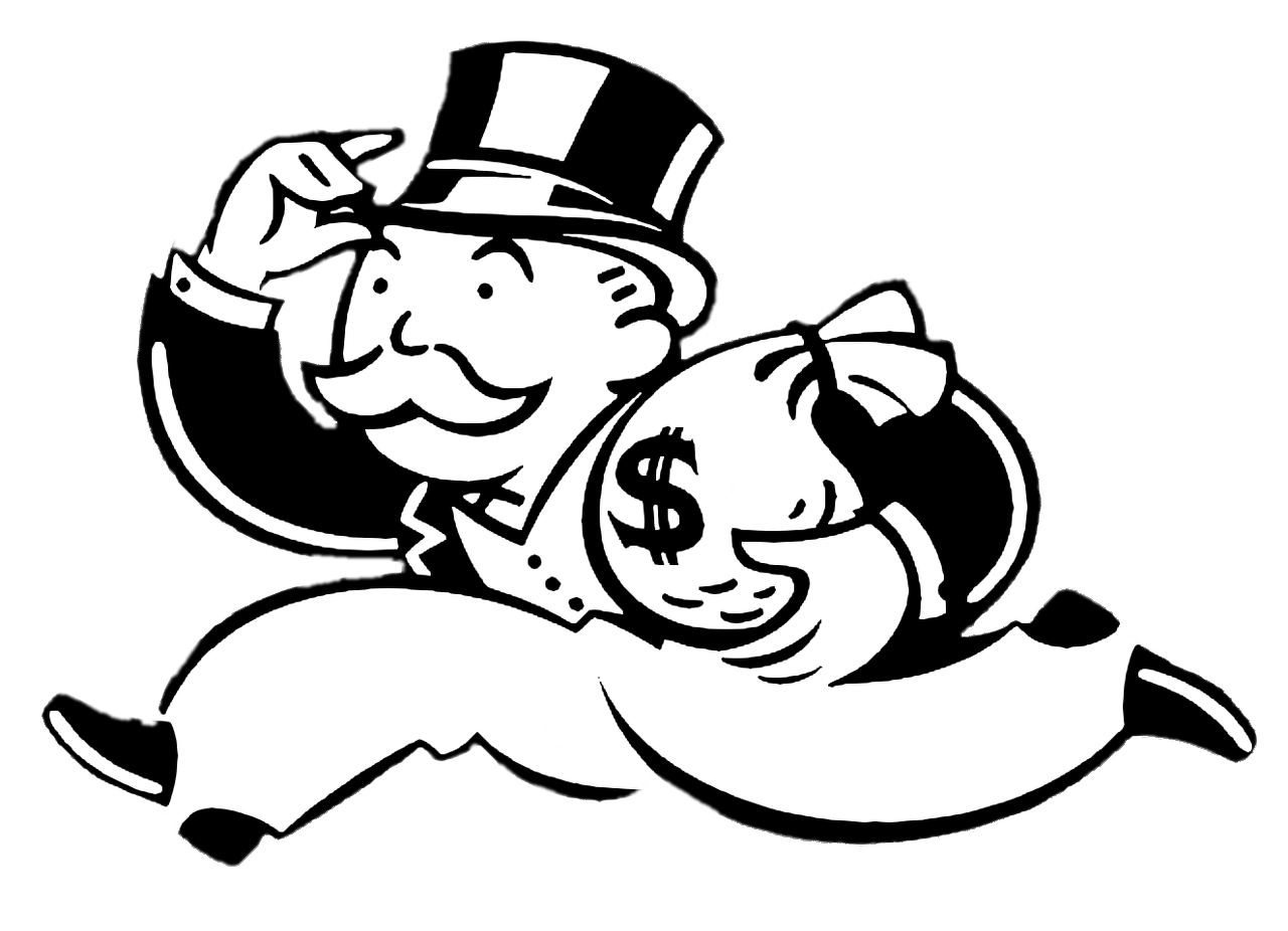 Capitalism drawing. Monopoly transparent png images
