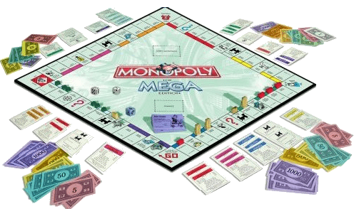 Monopoly money png. Game transparent stickpng