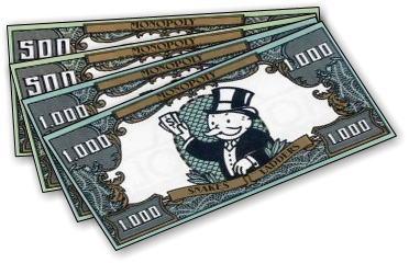 Monopoly money png. Images in collection page