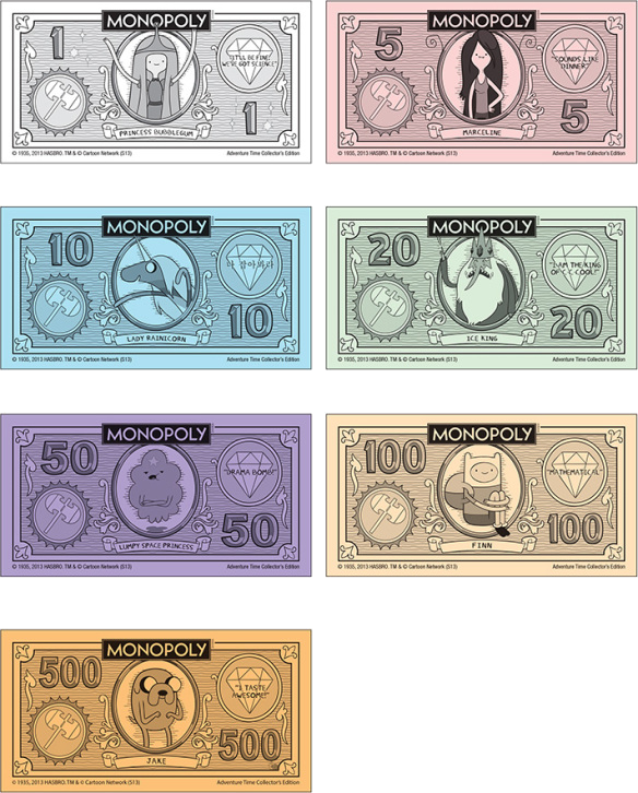 Monopoly money png. Image adventure time wiki
